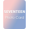 SEVENTEEN PhotoCard