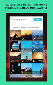 Magisto Video Editor & Maker APK screenshot thumbnail 13