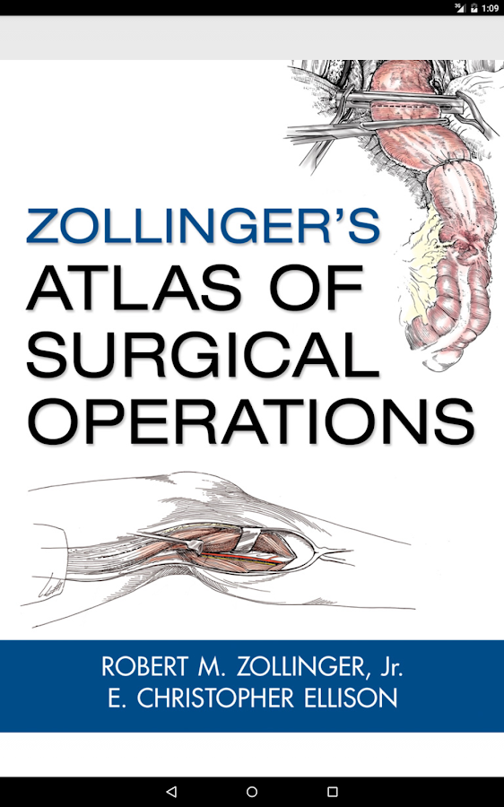 Zollinger's Atlas of Surgery Screenshot 8