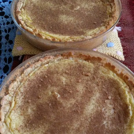Real South African melktert by Christo du Plessis - Food & Drink Cooking & Baking