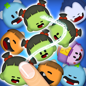 Funny Link Puzzle – Spookiz  2000 For PC (Windows & MAC)