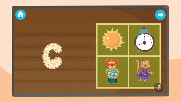 Kids Preschool Learn Letters APK screenshot thumbnail 8