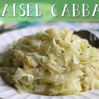 Spiced Braised Cabbage Recipes