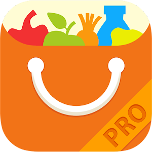 Organizy Pro Shopping List App