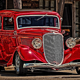 by Darrell Tenpenny - Transportation Automobiles