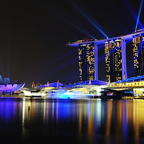 Marina bay by Cuandi Kuo - Buildings & Architecture Architectural Detail