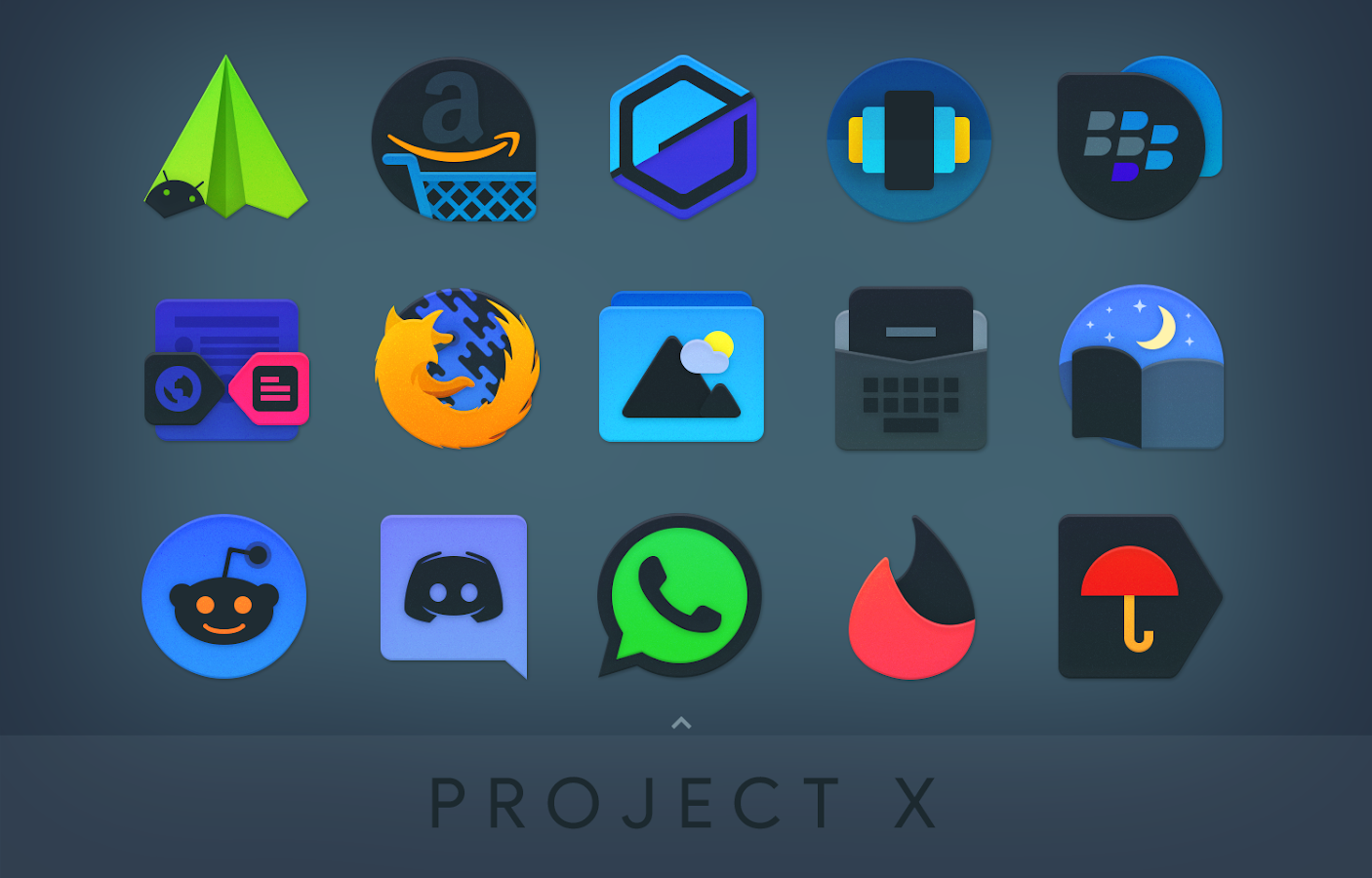 Project X Icon Pack Screenshot 4