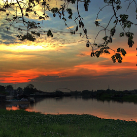 by R Siswanty - Landscapes Sunsets & Sunrises