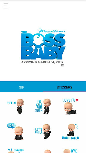 The Boss Baby Keyboard For PC