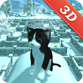 3D Pets in the maze APK for Bluestacks