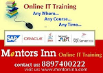 PEOPLESOFT HRMS TECHNICAL ONLINE TRAINING BY '' MENTORSINN'' FROM HYDERABAD, INDIA.