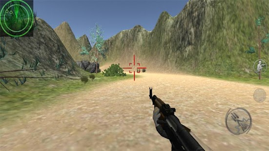 Close Combat War - screenshot