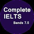 IELTS Full - Band 7.5+