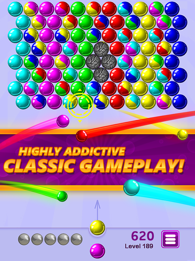 Bubble Shooter Arcade Screenshot 12
