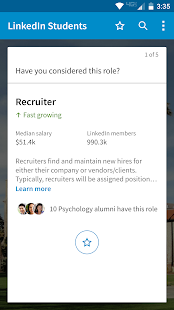 LinkedIn Students- screenshot thumbnail