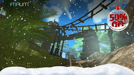 Roller Coaster VR apk screenshot