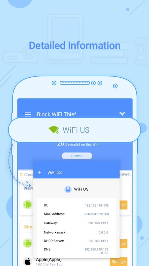 Block WiFi Thief Pro version - Ads Free! Screenshot 14
