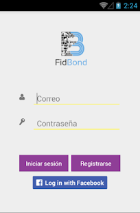 Fidbond - screenshot