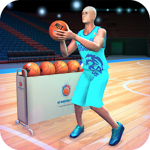 Three Point Contest - My Basketball Team For PC (Windows & MAC)