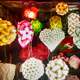R8I by Abdul Rehman - Artistic Objects Other Objects ( lights, colorful, colors, fun, light, lanterns )