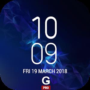 Galaxy S9 Plus Digital Clock Widget App Pro For PC / Windows 7/8/10 / Mac – Free Download