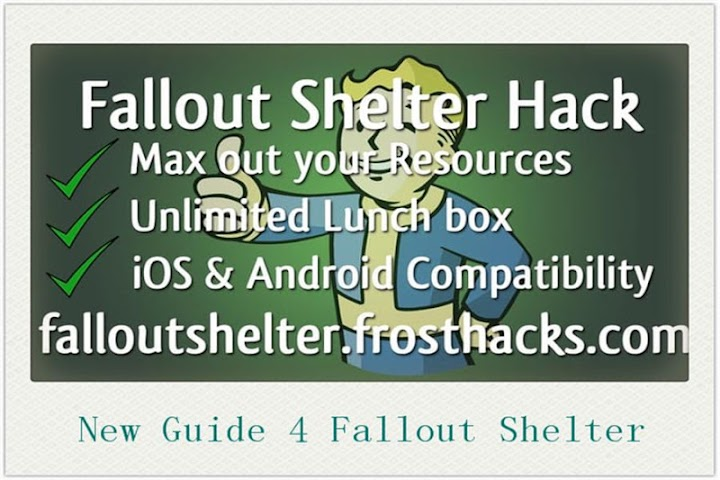 android RP Guide for Fallout Shelter Screenshot 1