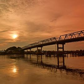 Sunrise by AbngFaisal Ami - Landscapes Sunsets & Sunrises