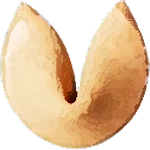 Fortune Cookie Draw Icon