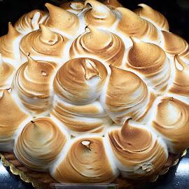Meringue Pie by Lope Piamonte Jr - Food & Drink Candy & Dessert