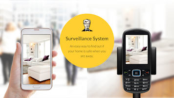 Screenshot of Home Security IP Cam - Alfred