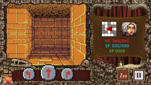 Mazes of Karrash - screenshot