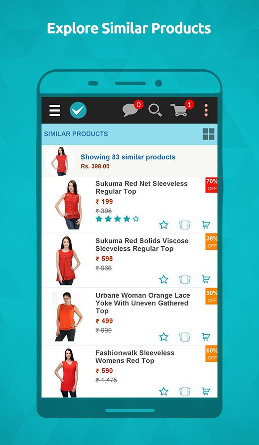 ShopClues: Online Shopping App Screenshot 2