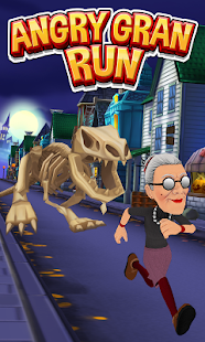 Angry Gran Run - Running Game APK for Kindle Fire