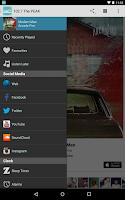 Screenshot of 102.7 The PEAK