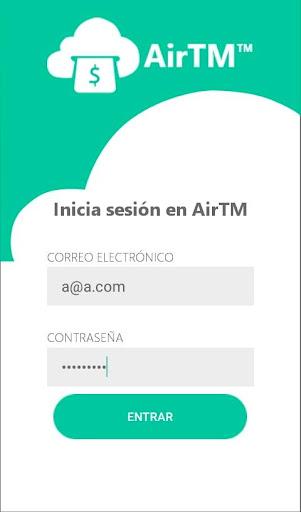 AirTM screenshot 2