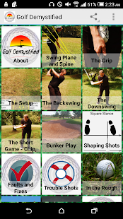 Golf Demystified - screenshot
