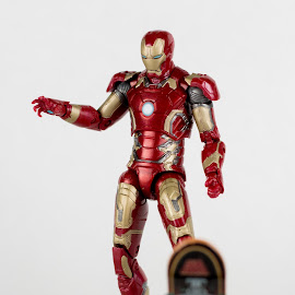 I've Got This... by Gerald Glaza - Artistic Objects Toys ( marvel, iron man, toys, action figures, disney, skateboard )