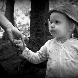 by Katka Kozáková - Babies & Children Children Candids ( little girl, hands, walk )