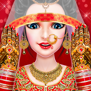 The Royal Indian Wedding Rituals and Makeover For PC (Windows & MAC)