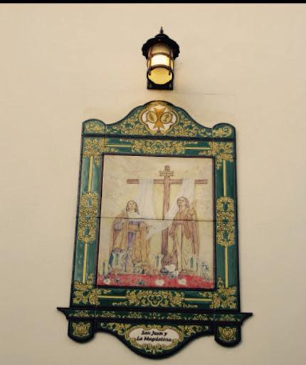 Cuadro San Juan Y La Magdalena