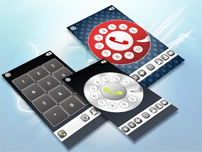 Old Phone Dialer - screenshot