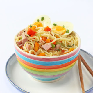Chicken Ham Noodle Soup Recipes