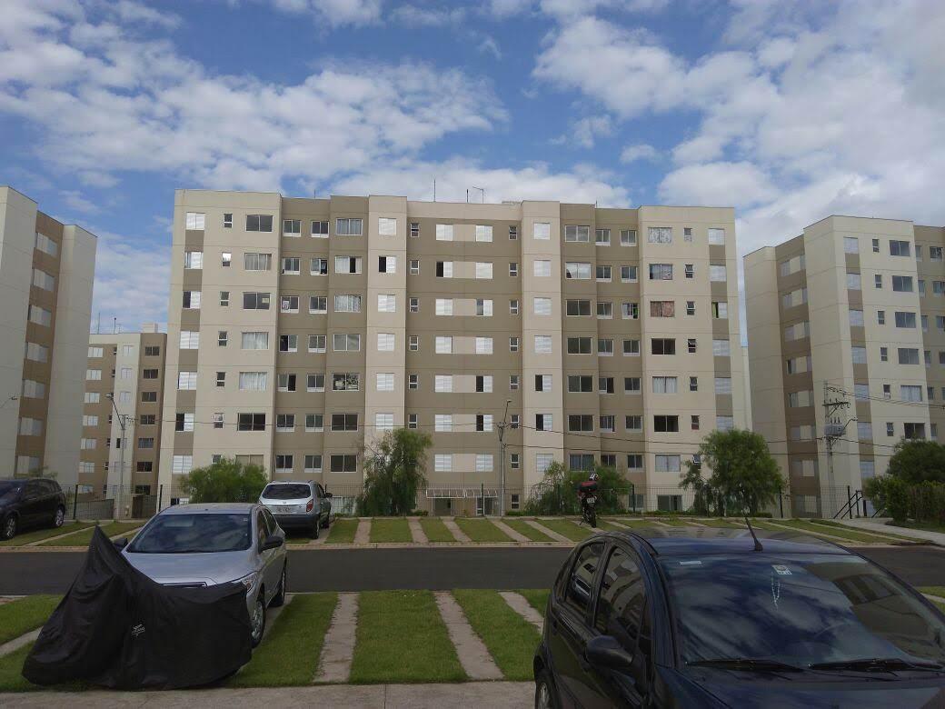 Maravilhoso apartamento com 2 quartos à venda, 50 m² por R$ 223.000 - Matão - Campinas/SP