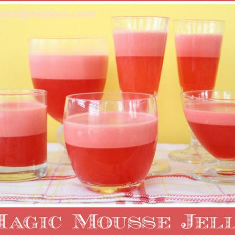 Jello Mousse Jello Cake Recipes — Dishmaps