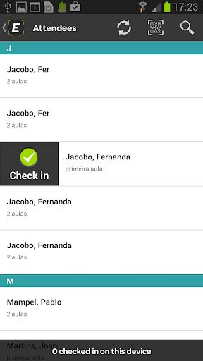 Eventioz Entry Manager screenshot 2