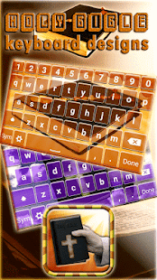 Holy Bible Keyboard Designs - screenshot