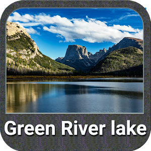 Green River Lake GPS Fishing Chart For PC / Windows 7/8/10 / Mac – Free Download