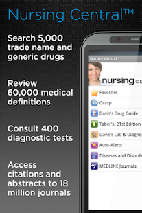 Nursing Central screenshot for Android