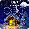 winter lock screen APK for Bluestacks