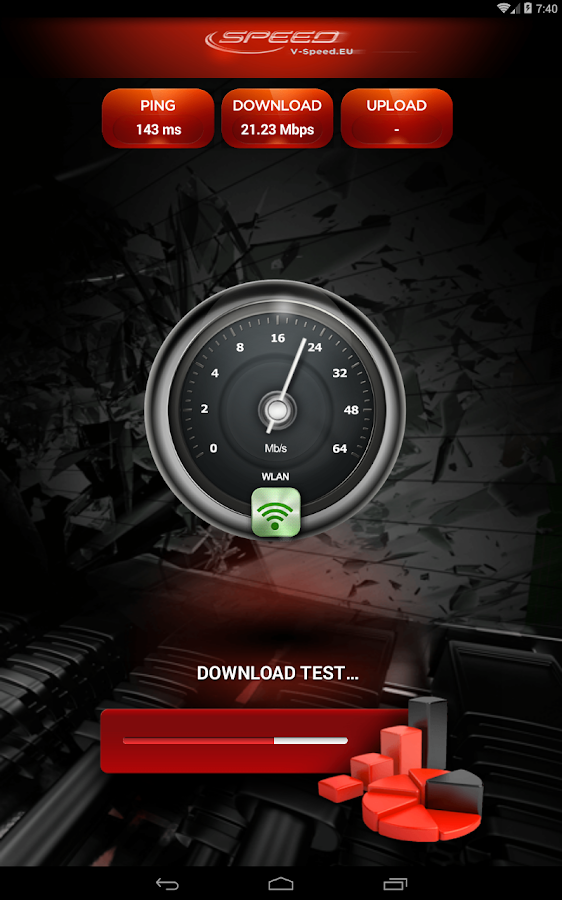 Internet Speed Test Screenshot 11